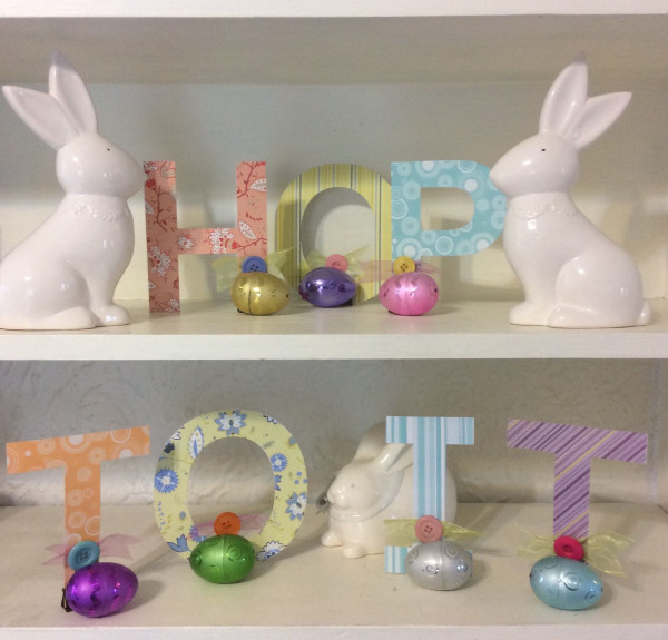 https://recycledcrafts.craftgossip.com/files/2019/03/Hop-to-it-Easter-decoration-die-cut-letters.jpg